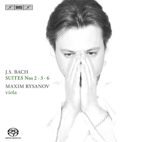 MAXIM RYSANOV PLAYS BACH SUITES