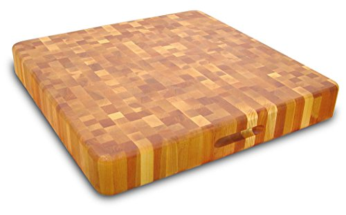 Catskill Craftsmen Super Slab with Finger Grooves (Butcher Block Pattern compare prices)