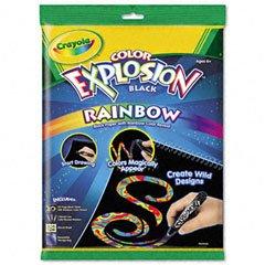 Crayola Color Explosion Rainbow