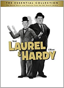 Laurel Hardy The Essential Collection from RHI Entertainment