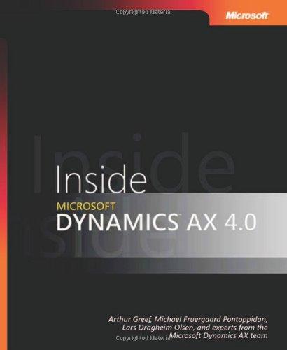 Inside Microsoft Dynamics Ax 4.0