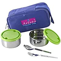 Aristo Stainless Steel Mini Hot Lunch Box