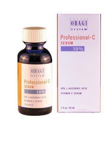 Obagi System Professional-C 10% Vitamin C Serum, 1-Ounce Bottle (30Ml)
