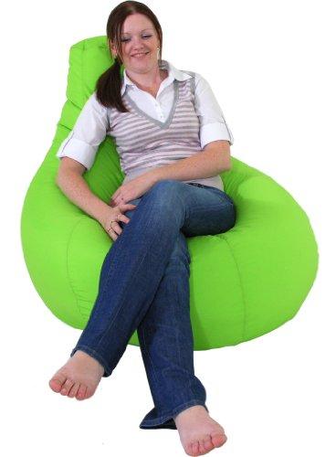 Gilda ® Highback Gaming BeanBag Indoor/Outdoor - LIME GREEN