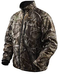 M12 Camo Heated Jacket, XX-Large by Milwaukee
