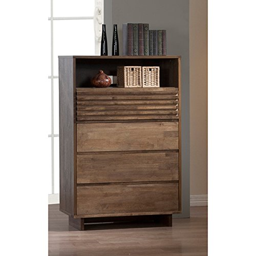 Freedom Hills Four Drawer Chest