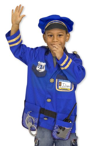Melissa And Doug Costume front-524836