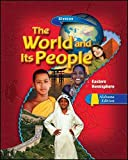 img - for The World and Its People: Eastern Hemisphere: Alabama Edition book / textbook / text book
