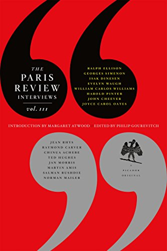 The Paris Review Interviews, Vol. III