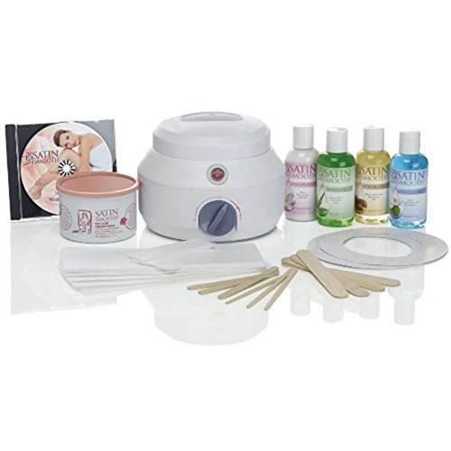 Conair Ssw09ckit Satin Smooth Ssw09ckit Professional Single Wax Warmer Kit