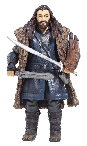 "The Bridge Direct Hobbit 6"" Collector Figure: Thorin Okensheild - Wave 1"
