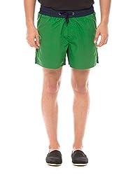 Prym Men's Polyester Shorts (8907423002791_2011517603_36_Green)