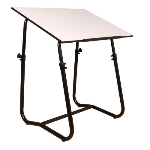 Tech Drafting Table - Black  Base