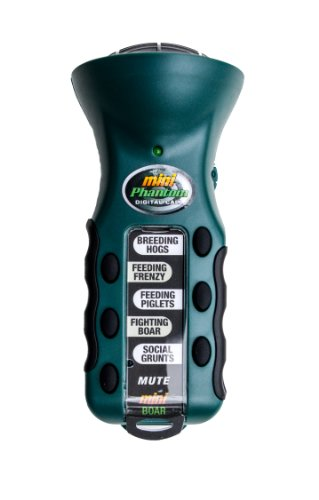 Lowest Price! Extreme Dimension Wildlife Calls - Mini Phantom Boar - EDMP632E - Electronic Handheld ...
