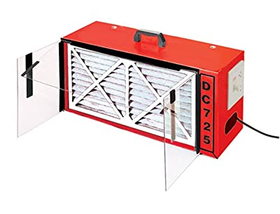 PSI Woodworking DC725 Portable Tabletop Dust Collector from PSI Woodworking