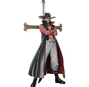 "Amazon.com: Banpresto One Piece 6.7"" Dracule Mihawk DXF Figure, The"