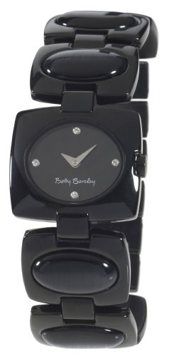 Betty Barclay BY034.90.901.141 Ladies Black Bracelet Watch