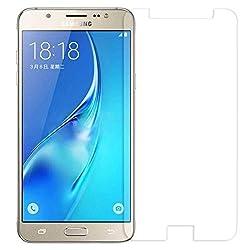 SAVVY(TM) Samsung Galaxy J7 Prime Tempered Glass, Real HD+Tempered Glass For Samsung Galxy J7 Prime Tempered Glass