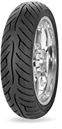 Avon Tyres Roadrider AM26 Tire - Front/Rear - 120/80V-16 , Position: Front/Rear, Tire Type: Street, Tire Construction: Bias, Tire Application: Sport, Load Rating: 60, Speed Rating: V, Tire Size: 120/80-16, Rim Size: 16 2288413