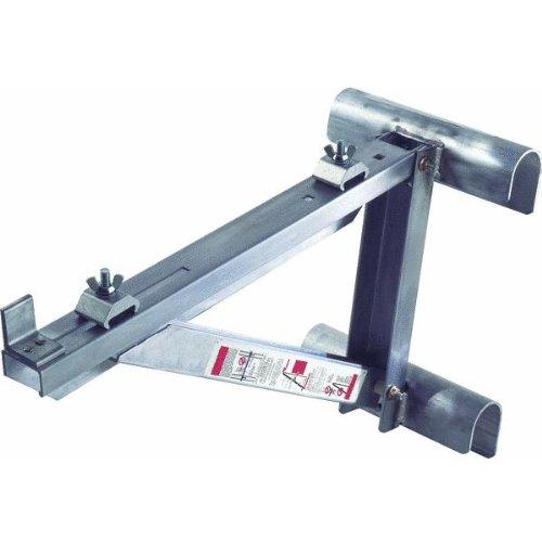 Universal Jacks On Ladders : Werner ac long body aluminum ladder jacks for