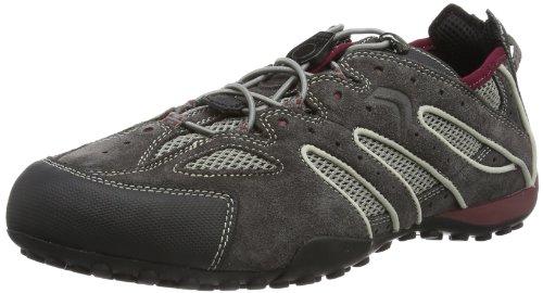 geox-uomo-snake-j-herren-sneakers-grau-dk-grey-bordeauxc0031-43-eu