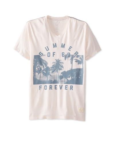 Kinetix Men's Summer 69 V-Neck T-Shirt