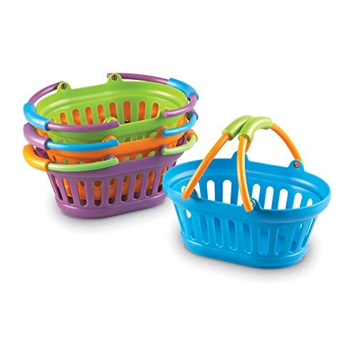 New Sprouts Stack of Baskets By Learning Resources
