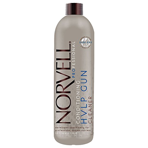 Norvell Airbrush/HVLP Gun Cleaner 16oz (Spray Gun Tan compare prices)