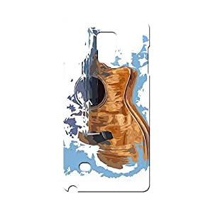 BLUEDIO Designer Printed Back case cover for Samsung Galaxy Note 4 - G5019