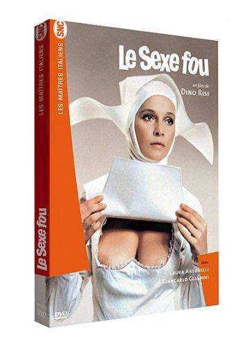 le-sexe-fou-francia-dvd