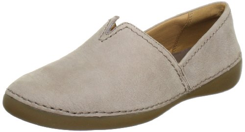 Clarks Fashion Lady Slipper Womens Brown Braun (Mushroom Nubuck) Size: 7 (41 EU)