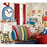 Dr. Seuss Kids Room Bedding Standard Organic Cotton Pillow Case