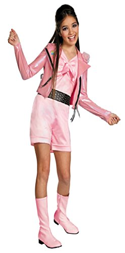 Girls Teen Beach Lela Tween Kids Child Fancy Dress Party Halloween Costume