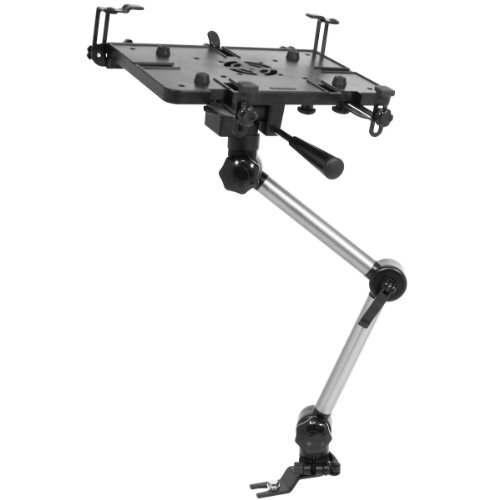 Best Prices! Bundle Deal Mobotron MS-426-SS Standard Car iPad Laptop Mount Holder Stand + Mobotron S...