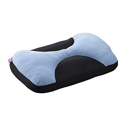枕 首肩サポート 自然な寝心地の立体快眠まくら HST-P109 【ハルカスタイル】