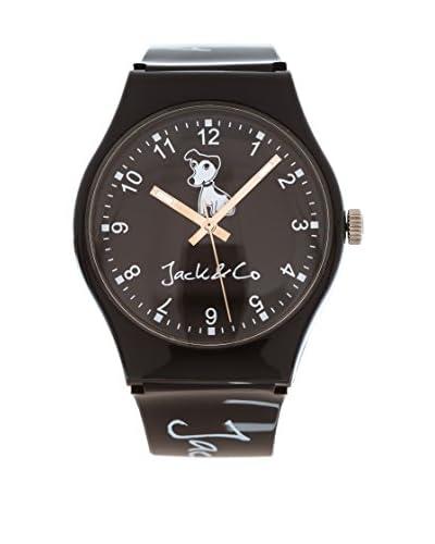 Jack&Co Reloj JW0109M1 Negro