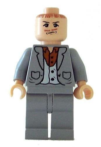 Buy Low Price LEGO Peter Pettigrew – LEGO Harry Potter 2″ Figure (B001L1IK9A)