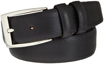 (奢侈)英国登喜路品牌Trafalgar 男式100%皮带 Newport Belt $28.94  黑色