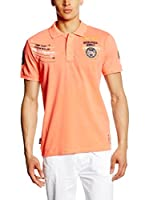 Geographical Norway Polo Kaeross (Naranja)