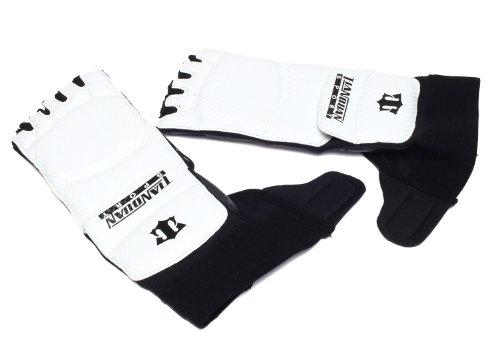 SportsStyle foot protectors Taekwondo karate foot supporters armor kick Guard (Size XXL)