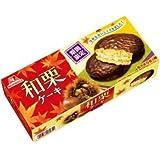森永 和栗ケーキ<期間限定商品> 6個入り×6箱
