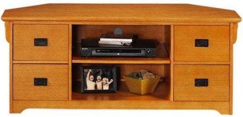 Cheap Craftsman Corner Wide screen Tv Stand (B000F3X05O)