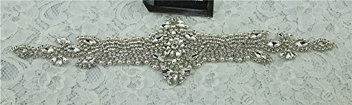 Rhinestone-Applique-Crystal-Applique-for-Bridal-Sash-best-seller-Applique-Trim-Hot-Sale-Applique-Accessories