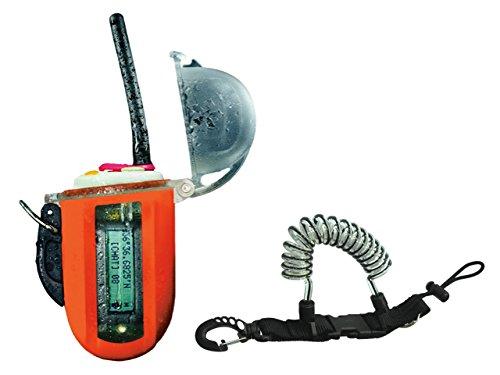 Nautilus Lifeline Marine Rescue GPS Radio - Orange w/ FREE Lanyard