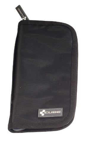 Cube Reisetasche klein schwarz