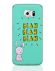 PosterGuy Samsung Galaxy S6 Case Cover - Blah | Designed by: Bougainvillea