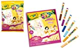Crayola - Colour Wonder Disney Princess Colouring Kit