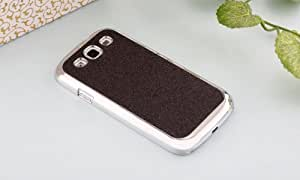 NEW BLACK Sparkling Glitter Back Case Cover for Samsung Galaxy S3/III - IMPRUE Brand