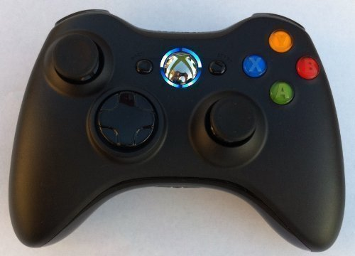 17 Mode Drop Shot, Quick Scope, Auto Aim, Dual Rapid Fire, Reprogrammable Xbox 360 Modded Rapid Fire Controller for COD Advanced Warfare Ghost Mw3 Black Ops Mw 2 with Blue Led (Xbox 360 Games Advanced Warfare 2 compare prices)