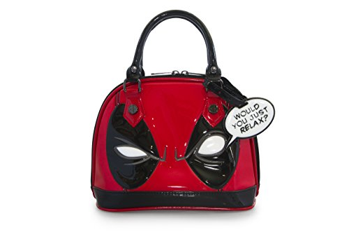 loungefly-marvel-deadpool-eyes-mini-dome-red